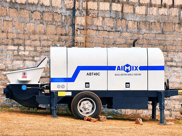 ABT40C Trailer Pump