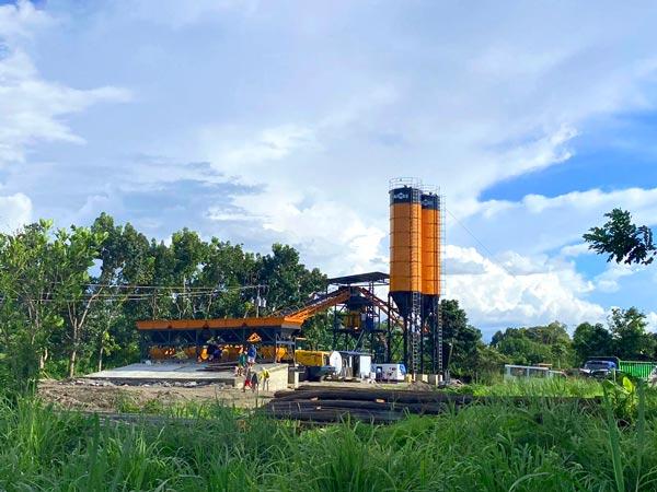 AJ60 Concrete Plant for Sale
