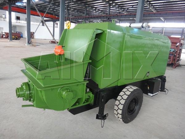 XHBT-25 fine aggregate concrete pump