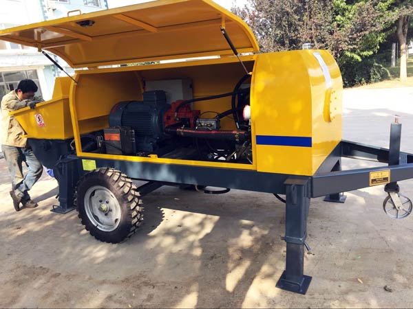 HBT30 diesel engine pump