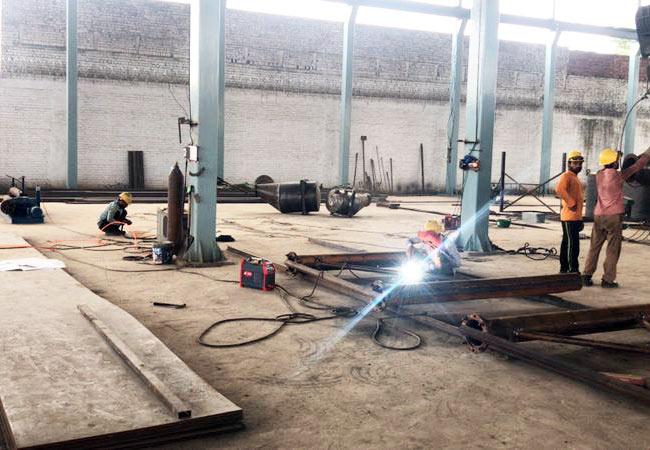 Aimix factory in Pakistan