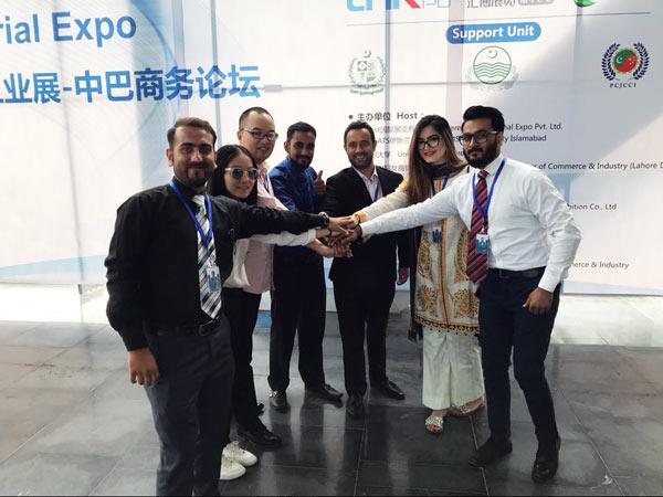 Aimix overseas sale team