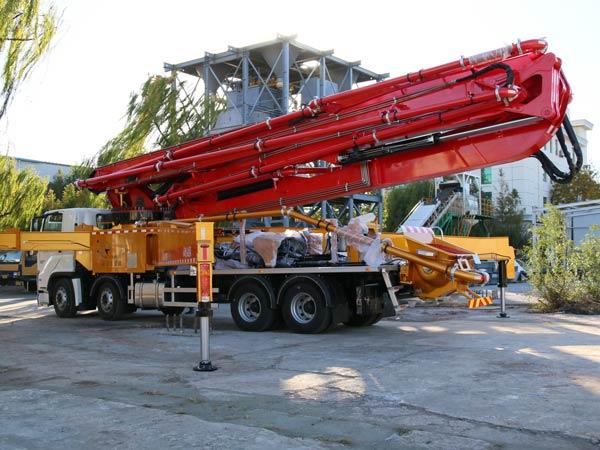 THB 58X-6RZ Boom Pump for Sale