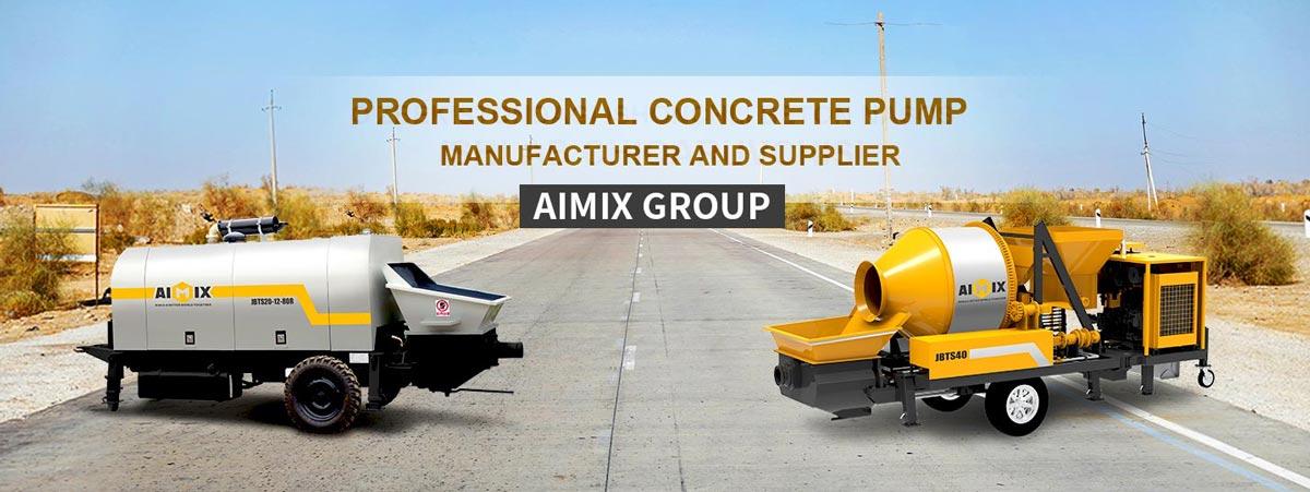 Concrete Pump Malaysia