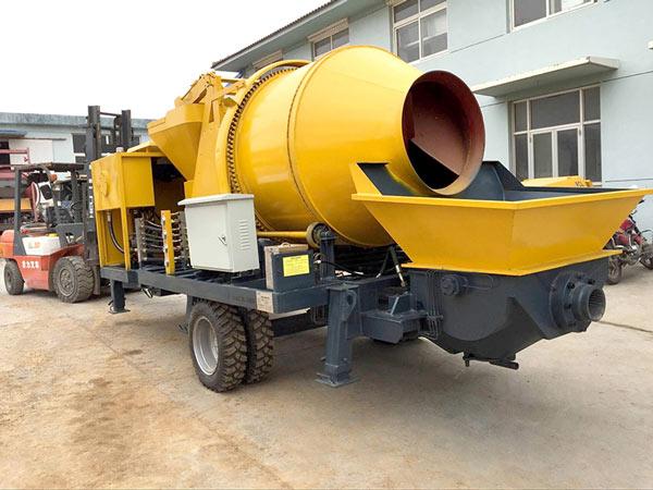 Delivering ABJZ40C to Nigeria