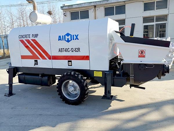 ABT40C Concrete pumps for sale