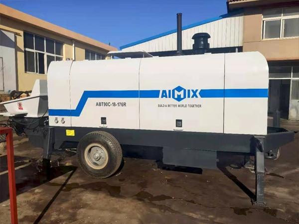 ABT90C Diesel Concrete Pump