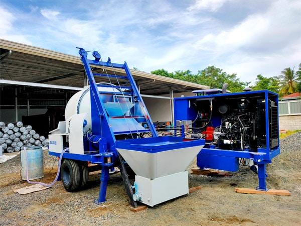 Diesel Concrete pumps for sale