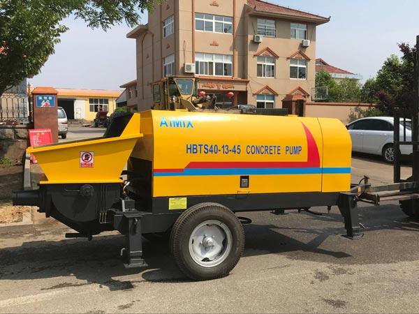 ABT40D Portable Concrete Pump