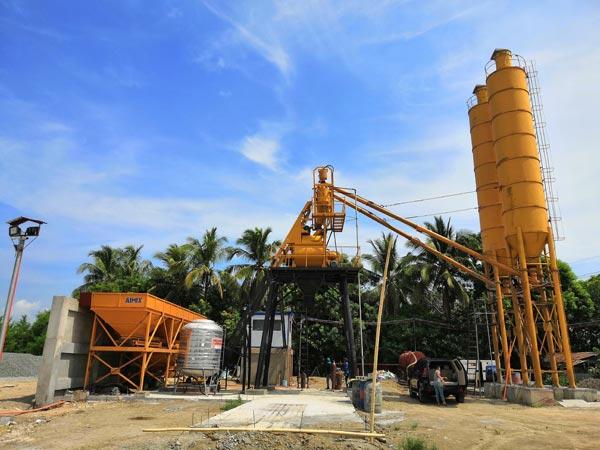AJ-35 in Construction Site