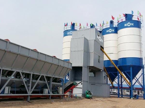 AJ180 Concrete Plant