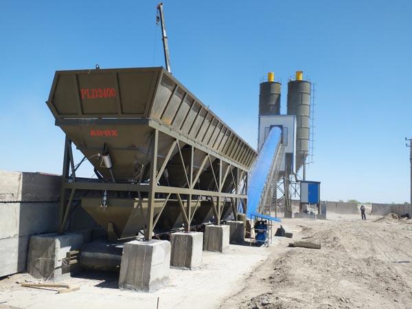 AJ90 Concrete Plant for Sale
