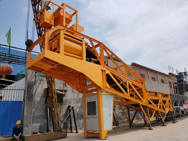AJY60 Concrete Plant