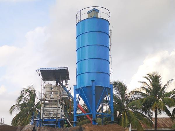 Cement Storage