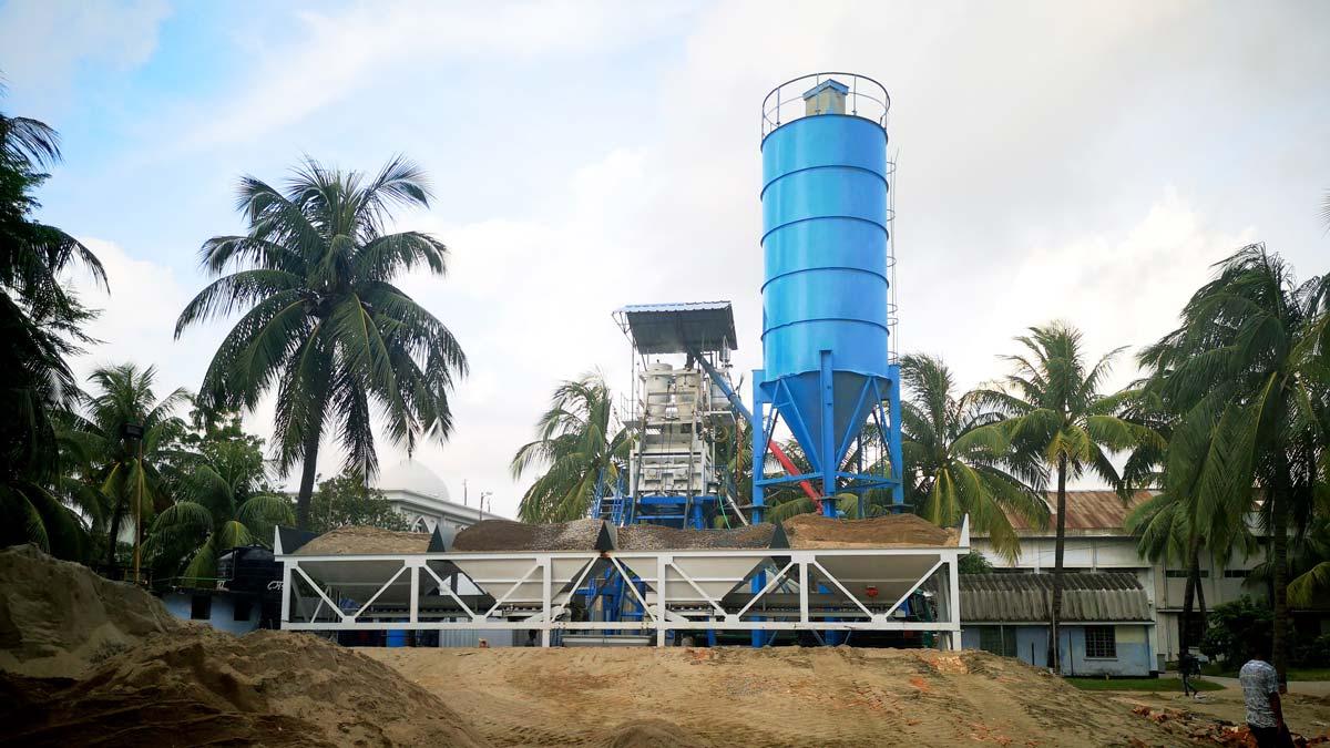 Concrete Mixer Plant Price in Kenya