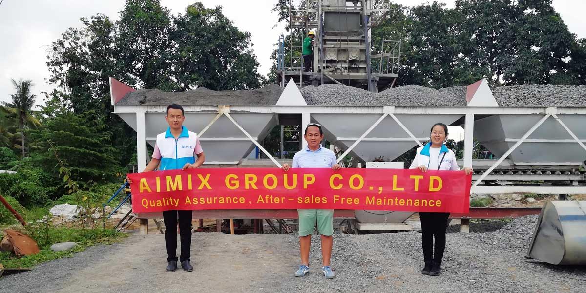 Concrete Plant After-sales Service