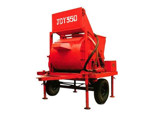 JDY350 Single Shaft Concrete Mixer