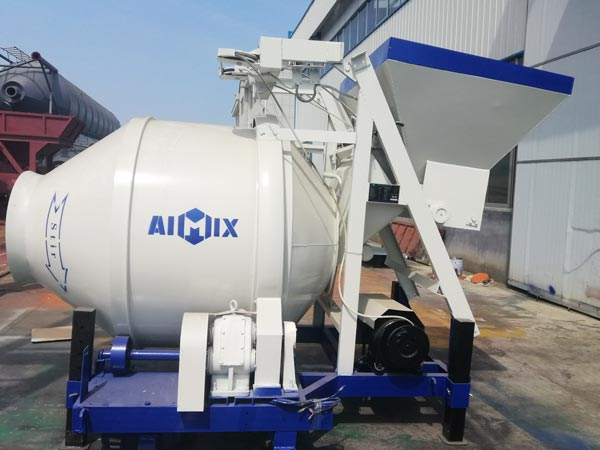 JZC500 Electric Concrete Mixer