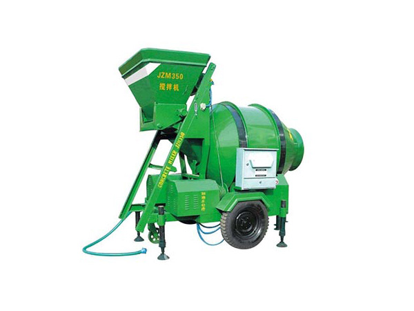 JZM350 Electric Concrete Mixer