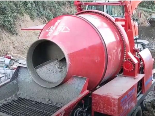 Mixing Pump