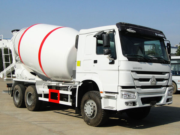 4m3 Small Concrete Truck