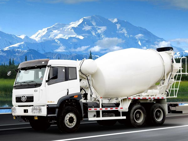 9m3 Concrete Transit Mixer for Sale