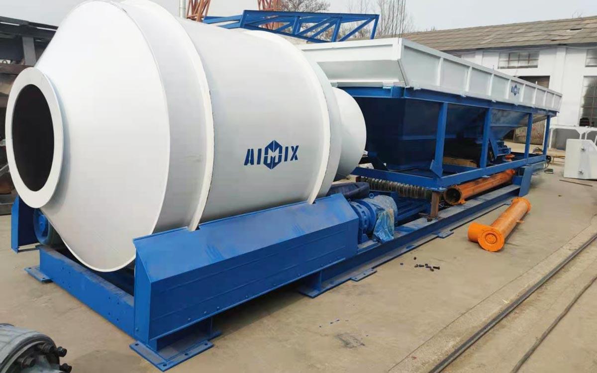 AJT40 Concrete Plant