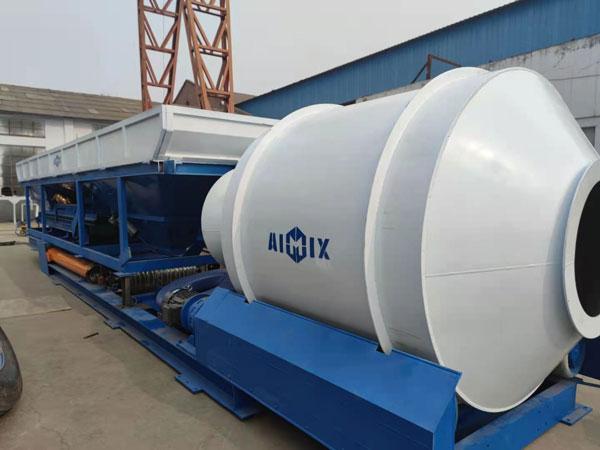 AJT40 Drum Type Concrete Plant