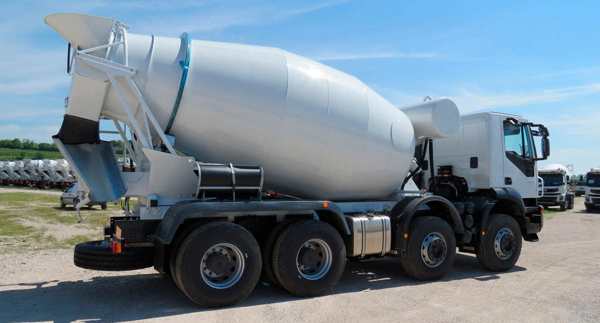 Aimix Concrete Mixer Truck Price
