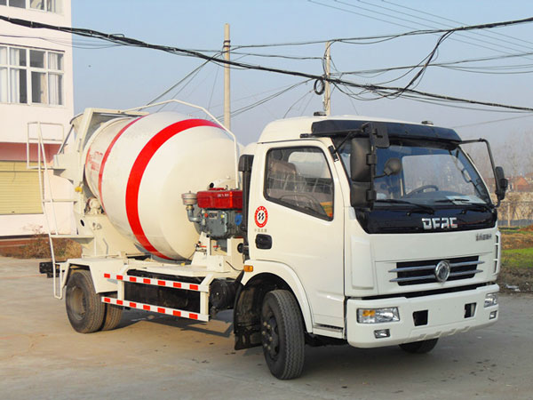Concrete Truck Mixer for Sale