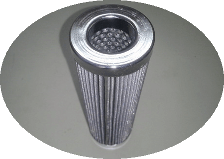 Filter Element in Concrete Truck