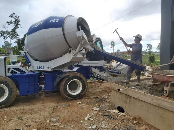 Self Loading Mixer in Indonesia