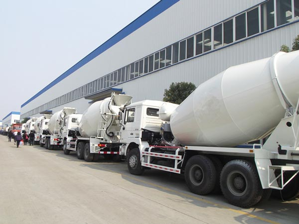 medium concrete truck for sale