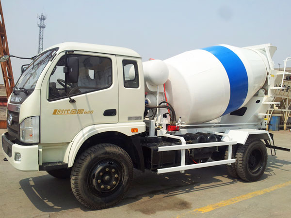 small concrete truck for sale