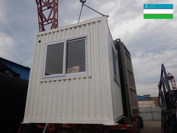 Concrete Plant Exporting to Uzbekistan